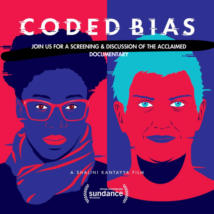 Color of Science: Event on Coded Bias, March 25, 2021
